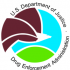 U.S. Department of Justice Drug Enforcement Administration logo