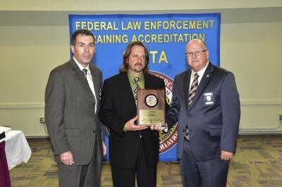 Ivan Biss Receives FLETA Team Leader Recognition Award