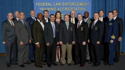 The FLETA Board Meeting was conducted at the FBI Academy, April 14-16, 2015