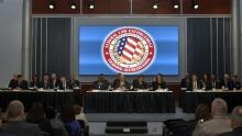 FLETA Board Meeting at the FLETC Auditorium