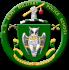 U.S. Army Military Polic School Justitia Et Virtus owl logo